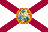 Flag of Florida, United States