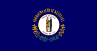 Flag of Kentucky, United States