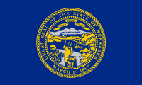 Flag of Nebraska, United States