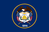 Flag of Utah, United States